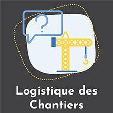Logo Logistique des chantiers