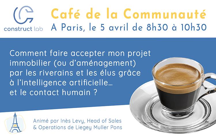 Visuel Café Paris 5/4/19
